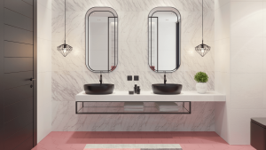What are the best colours for bathrooms?