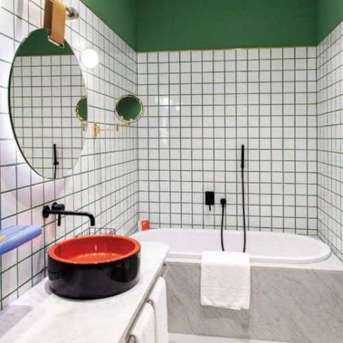 green-tile-grout
