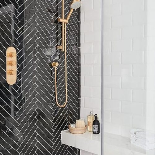 black-bathroom-tiles