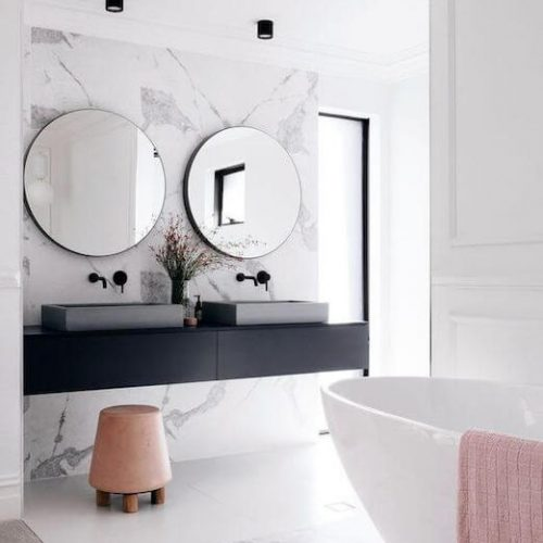 white-and-pink-bathroom